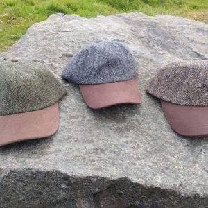 Donegal-tweed-combat-baseball-hats