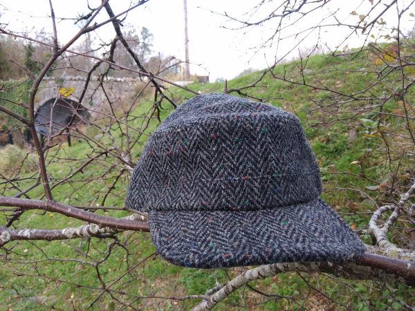 Tweed-Combat-Baseball-Hats-Grey