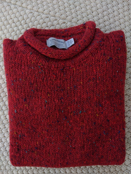 Glenlough-donegal-fleck-merino-sweater-glen-river-knitwear