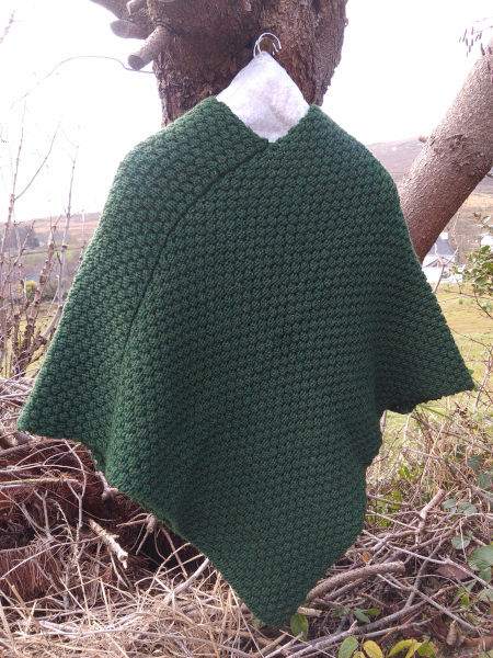 celtic-green-berry-poncho-bunglas-collection-glen-river-knitwear-donegal