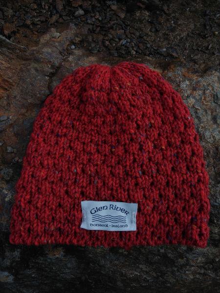 glen-lough-berry-wool-hat-glen-river-knitwear-donegal
