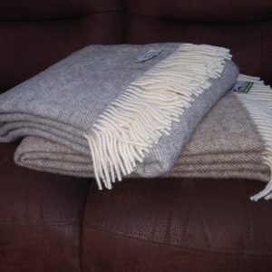 herringbone-mix-throws-glenriver-knitwear-bedding-donegal