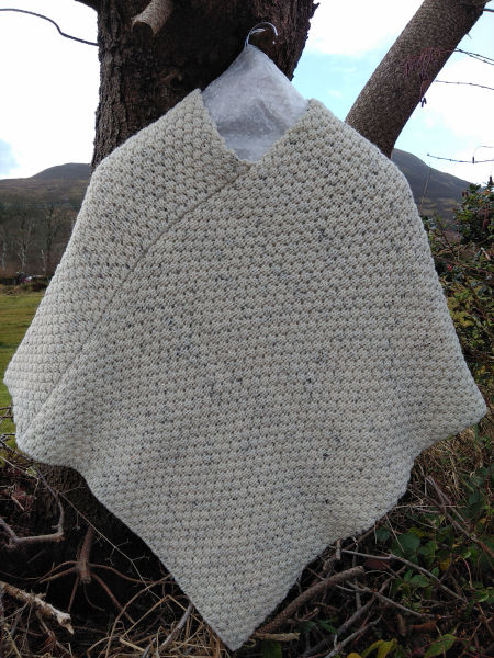 natural-fleck-berry-poncho-bunglas-collection-glen-river-knitwear-donegal