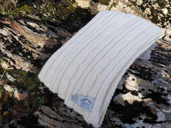 natural-wool-scarf-glen-river-knit-wear-donegal