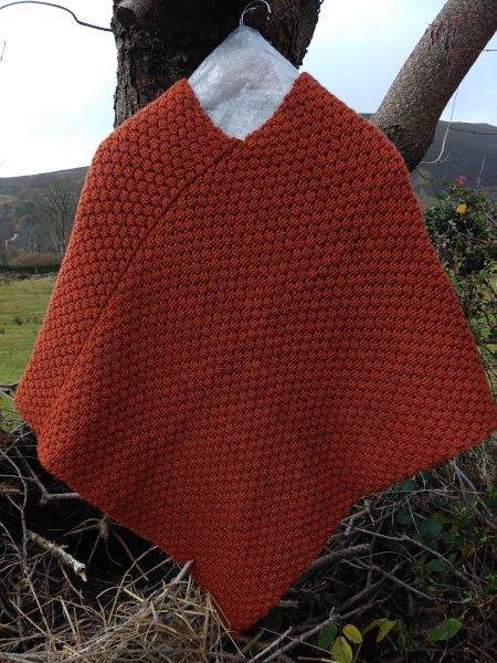 rustic-berry-poncho-bunglas-collection-glen-river-knitwear-donegal